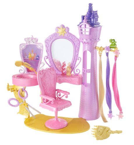Mattel x9385 - Disney Princess Rapunzel Hair Salon