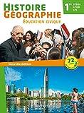 Histoire Géographie Education civique 1re STI2D/STL/STD2A Ed 2015