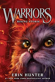 Warriors #4: Rising Storm (Warriors - The Prophecies Begin) by [Hunter, Erin]