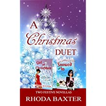 A Christmas Duet: Two Festive novellas in one
