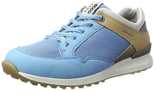 Ecco Women'S Speed Hybrid, Chaussures de Golf Femme, Blau (50426SKY Blue/Mineral), 39 EU