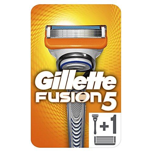 Gillette Fusion5 Rasoir Pour Homme + 2 Recharges