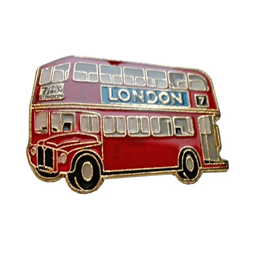 # 1 Top Verkäufer, Skurril British Route Master/Routemaster/DOUBLE DECKER Bus/Coach London, England UK Anstecknadel Souvenir. Souvenir/Speicher/MEMORIA. Rot und Schwarz Metall und Emaille London, England British UK Collectible Route Master/Routemaster/DOUBLE DECKER Bus/Coach Revers Badge Pin. A Lovely und detaillierte British Souvenir. épinglette/Anstecknadel/spilla/PERNO de la SOLAPA. - England London