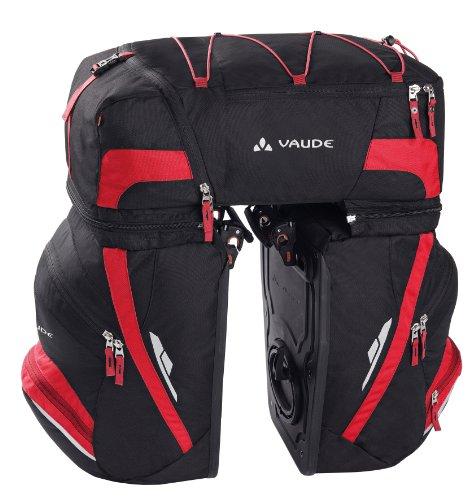 vaude-borsa-per-bicicletta-karakorum-nero-rosso-58-x-6-x-32-cm-68-liter