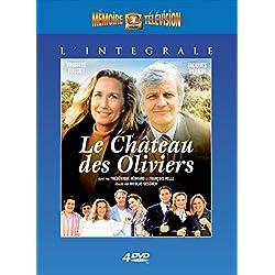 Le château des oliviers - Coffret 4 DVD
