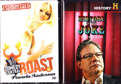 the-history-channel-the-history-of-the-joke-comedy-central-roast-of-pamela-anderson-uncensored-comed