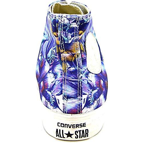 Converse - Frauen Chuck Taylor All Star Canvas Hallo Schuhe Peacock/Multi
