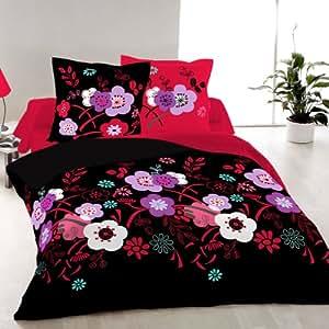 Soulbedroom biancheria da letto 100 cotone copripiumino 240x220 cm 2 federe 50x70 cm - Biancheria da letto amazon ...