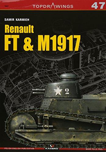 Renault Ft & M1917 (Topdrawings) por Samir Karmieh