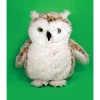 A Soft & Cuddly Plush Soft Toy Fluffy Owl by Ark Toys. 29cm.