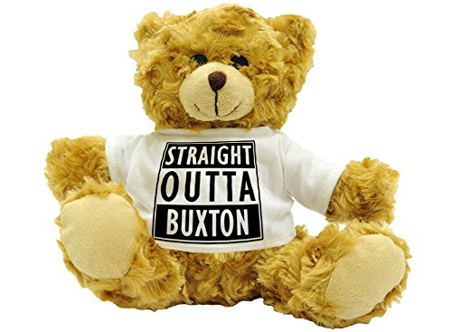 straight-outta-buxton-stylised-cute-plush-teddy-bear-gift-approx-22cm-high