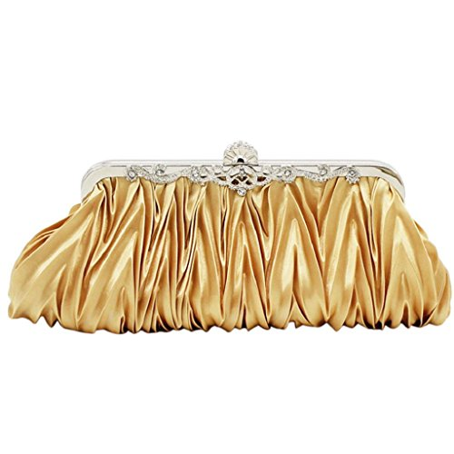 PRIAMS 7, Poschette giorno donna golden