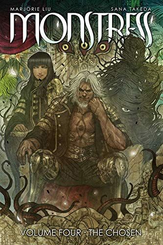 Picture of Monstress Volume 4