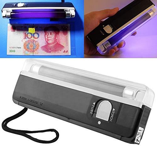 Songlin@yuan Robuste robuste Handheld-Blacklight-UV-Lampe & LED-Taschenlampe Erleuchtung -