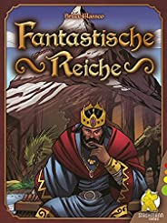 Strohmann Games STR20001 Fantastische Reiche Nominiert Kennerspiel 2021