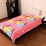 Factorywala Super Soft Cartoon Kids Design Print Reversible Single Bed Dohar, Blanket, Ac Dohar Best Offer Discount Gift