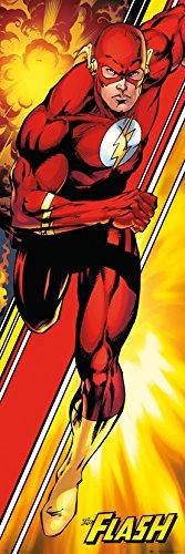 gb-eye-ltd-dc-comics-liga-de-la-justicia-flash-poster-porta-53-x-158-cm