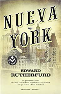 Nueva York par Edward Rutherfurd