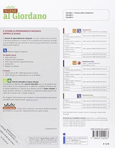 Insieme al Giordano. Per la Scuola media. Con e-book. Con espansione online: 1