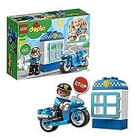 LEGO® DUPLO® Polis Motosikleti (10900)