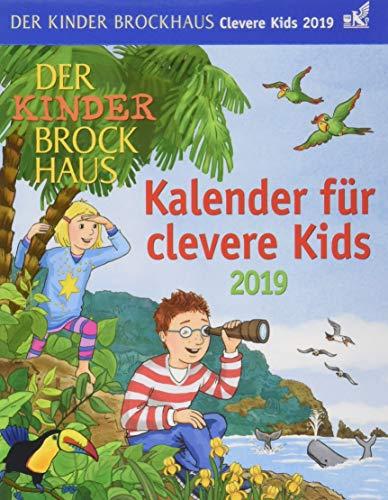 Der Kinder Brockhaus Kalender für clevere Kids - Kalender 2019