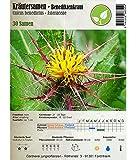 Kräutersamen - Benediktenkraut/Cnicus benedictus L. - Asteraceae 30 Samen