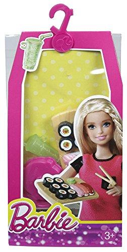 Mattel Barbie Verano Mini Accesorios Sushi House (2/2015) CFB50 CFB51