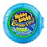 Best Chewing Gums - Hubba Bubba Bubble Tap Sour Blue Raspberry 6 Review