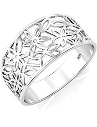 Amazon.es  anillo de filigrana  Joyería d19eda79818