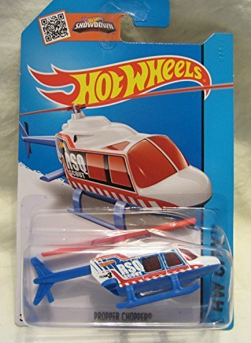 hot-wheels-2015-hw-city-propper-chopper-white-blue-helicopter-die-cast-vehicle-52-250-by-hot-wheels