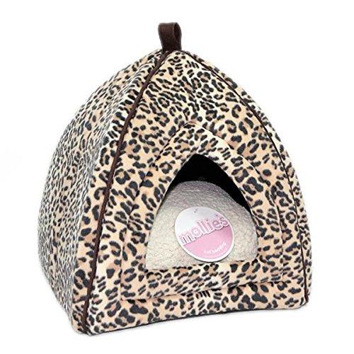 Petface Mollie 's Gato Cesta Forma iglú Antelina