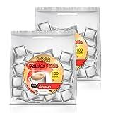 Cafeclub Supercreme Regular KaffeePads Megabeutel 2 x 100 Stuck