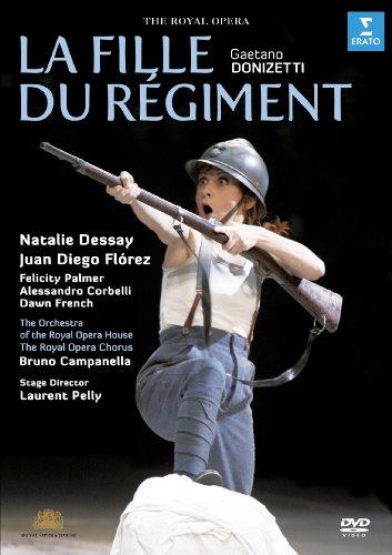 Warner Music Group Germany Gaetano Donizetti - La Fille du regiment (Royal Opera House 2007)