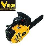 Motosega per potatura 25cc (25,4cc) lama 25cm Vigor VMS-23