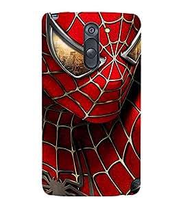 ANIMATED MAN Designer Back Case Cover for LG G3 Stylus::LG G3 Stylus D690N::LG G3 Stylus D690