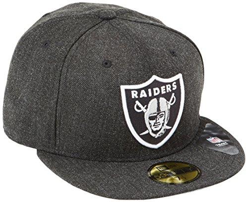 A NEW ERA Rodmann Gorra Gorro NFL Oakland Raiders Stream Liner 2 59Fifty  Negro Negro Jaspeado 0bb21dd3fce
