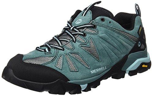 merrell-women-capra-gore-tex-low-rise-hiking-shoes-green-sea-pine-75-uk-41-eu