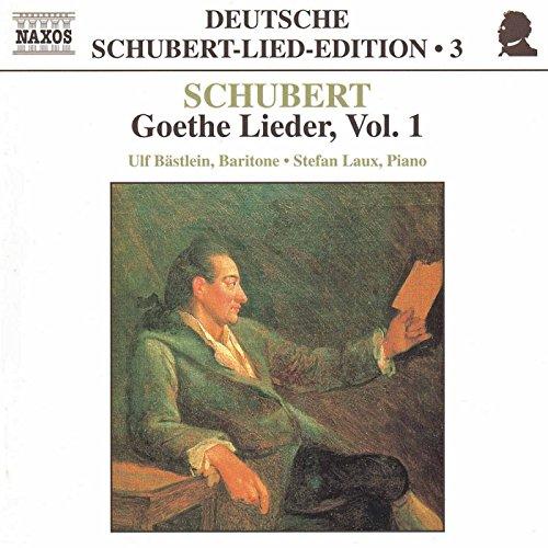 Schubert: Lied Edition 3 - Goe...
