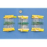 ELECTRONICS-SALON 1uH a 1mH inductores Assorted Kit, 37valor, 185piezas