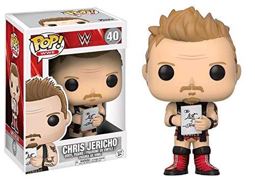 WWE Figura Jericho Old School (Funko 14253)
