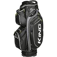 Cobra 2018 King - Bolsa para Carrito de Golf, Color Negro
