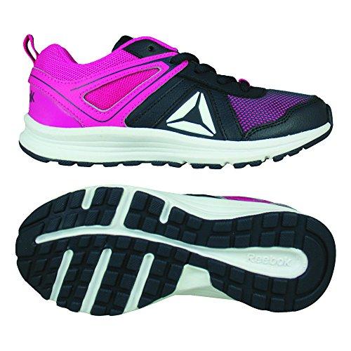 Reebok Almotio 3.0, Chaussures de Trail Fille, Rose (Pink/Collegiate Navy 000), 31 EU