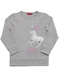Salt & Pepper Long Horses, Sweat-Shirt Fille