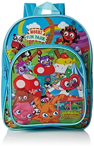 Moshi Monsters ,  Schulrucksack Blau blau 4-6 Jahre Preisvergleich