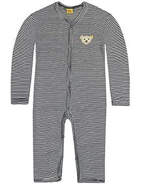 Steiff Unisex - Baby Strampler/Schlafanzug