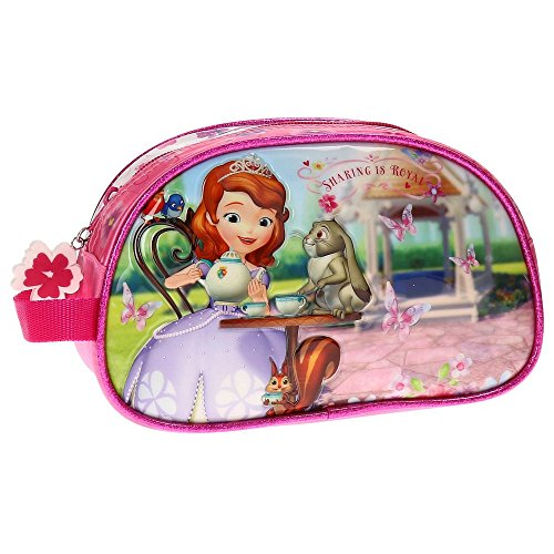 Walt Disney-Trousse de toilette adaptable Princesse Sofia