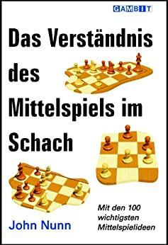Das Verständnis des Mittelspiels im Schach von [Nunn, John]