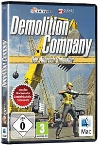 Demolition Company: Der Abbruch - Simulator - [Mac]
