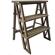 estantera mueble escalera escalera plegable puerta plantas biblioteca de madera plantas