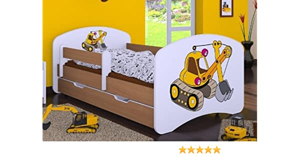 Kinderbett baggerbett  KINDERBETT